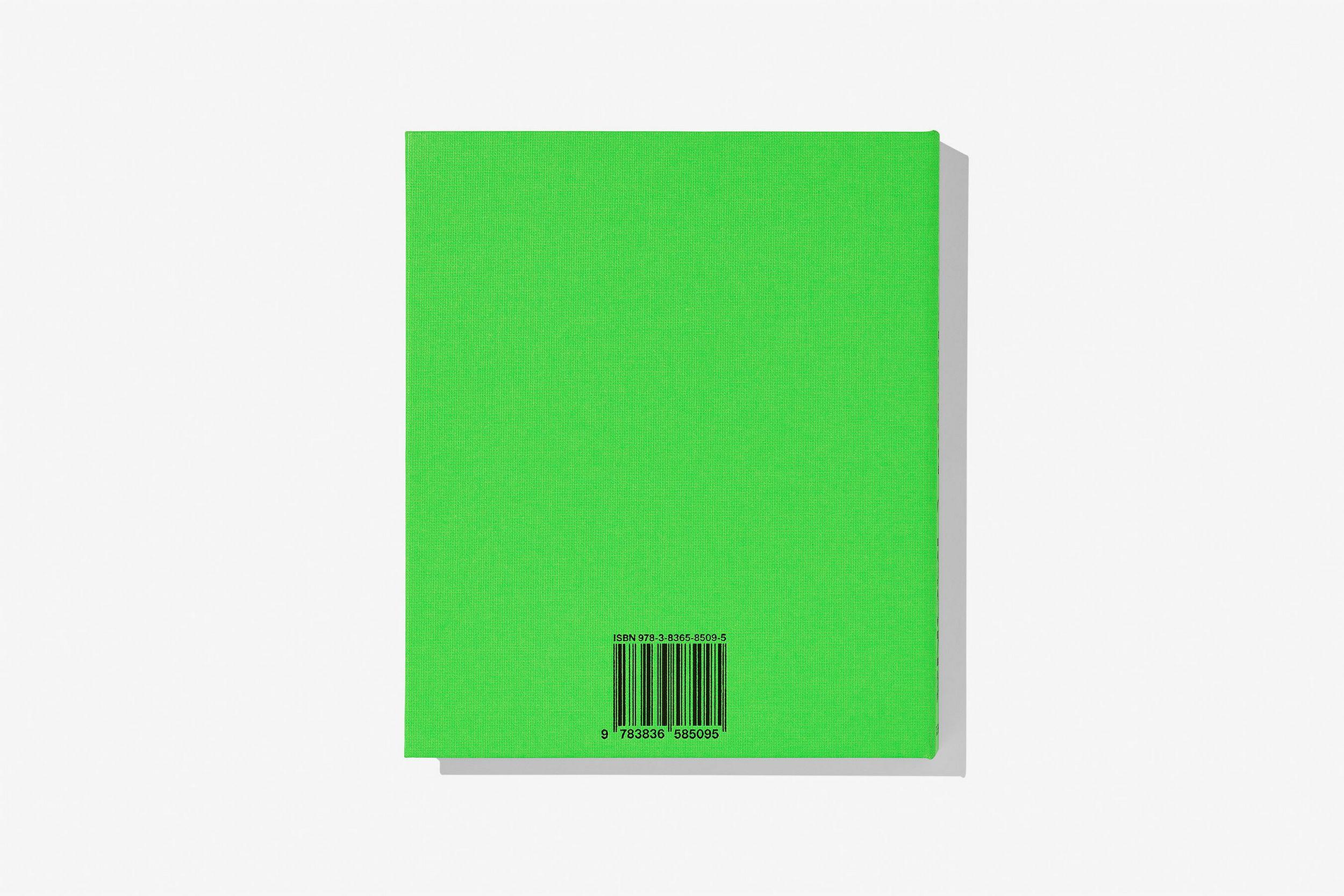 Virgil Abloh. Nike. ICONS Hardcover, Schweizer Broschur, 25,5 x 29,7 cm, 2,33 kg, 352 Seiten
