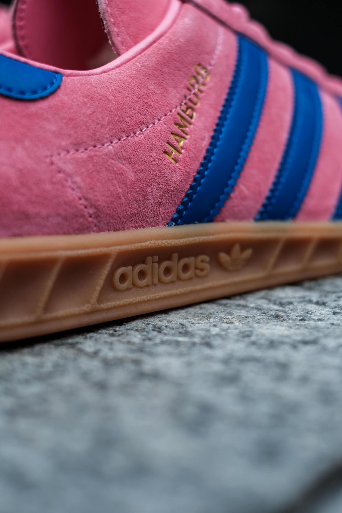 adidas HH pink blue