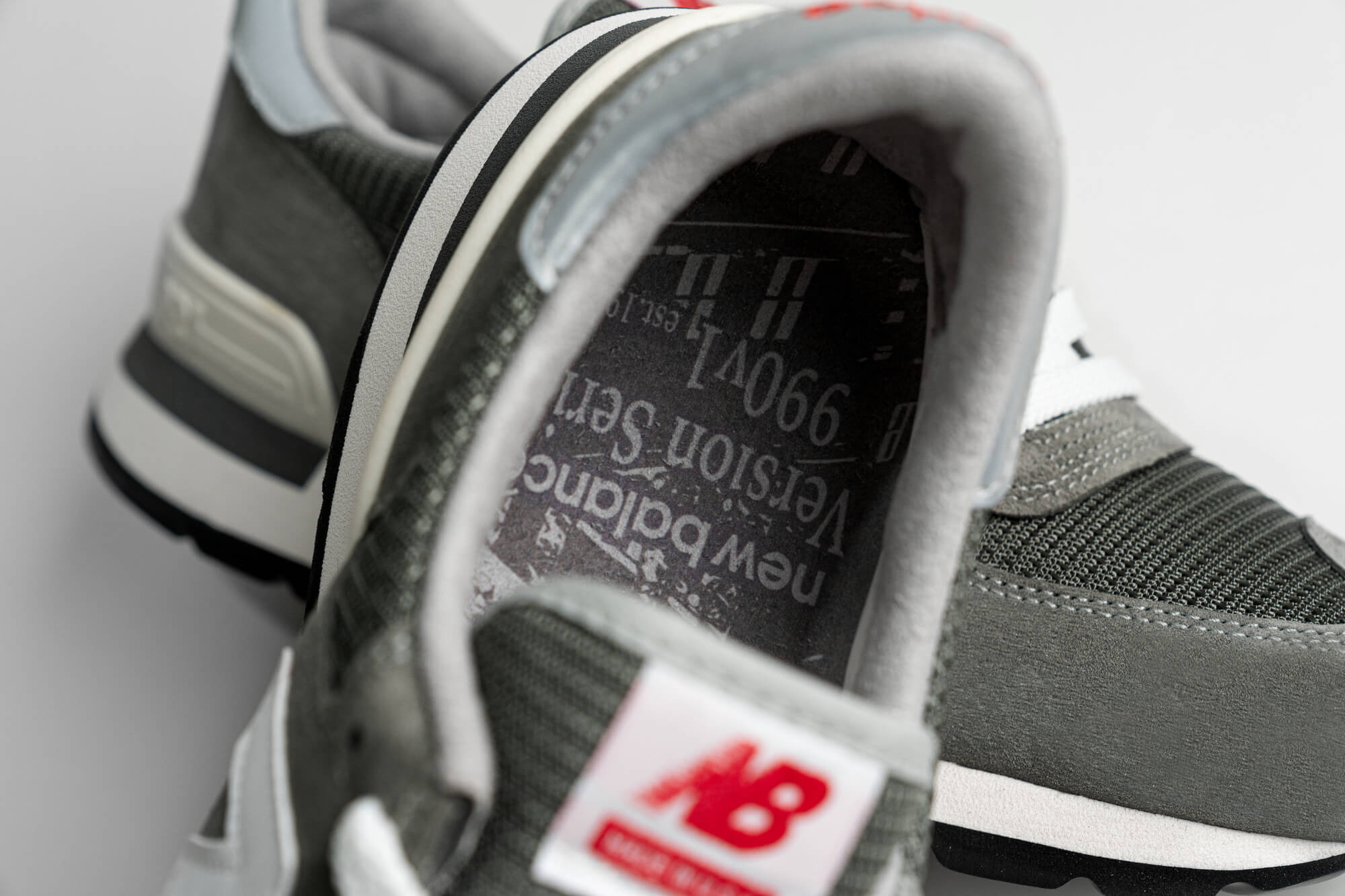 insole detail  New Balance - Made 990 Version Series - Version 1 - 990v1