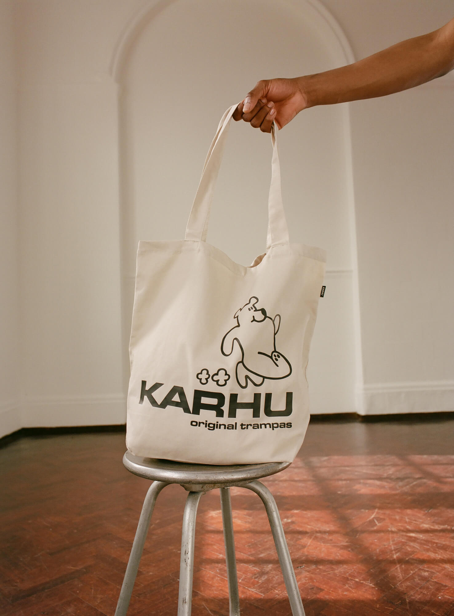 Karhu - KA00151 - Trampas Bear Totebag
