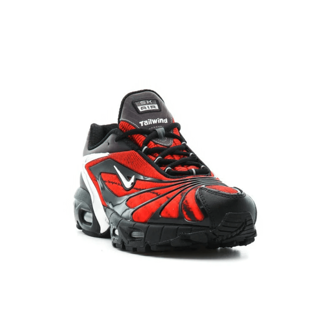Nike x Skepta Air Max Tailwind - black/chrome red - CU1706-001