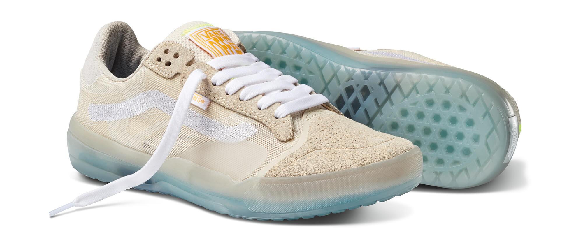 Vans EVDNTUltimate Waffle Sneaker - white/beige - VN0A5DY79LU