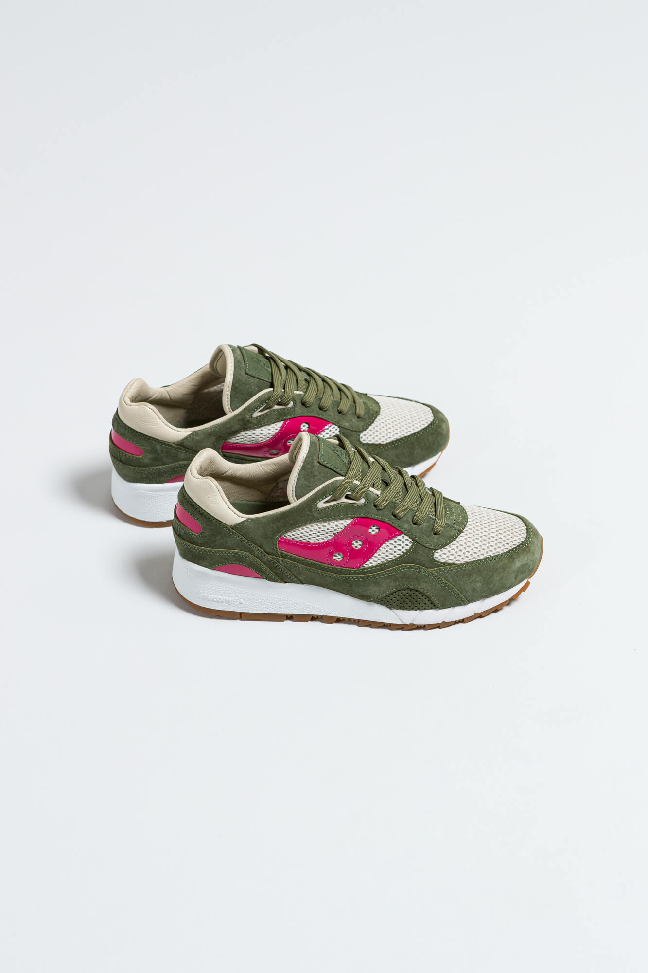 """Saucony x Up There - Shadow 6000 """"Doors To The World""""- S70570-1 - green"""