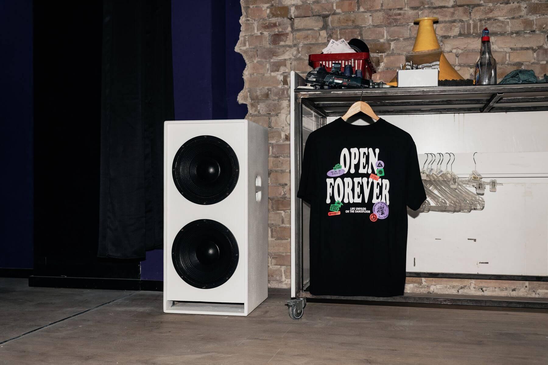 Asphaltgold - Open Forever - T-Shirt