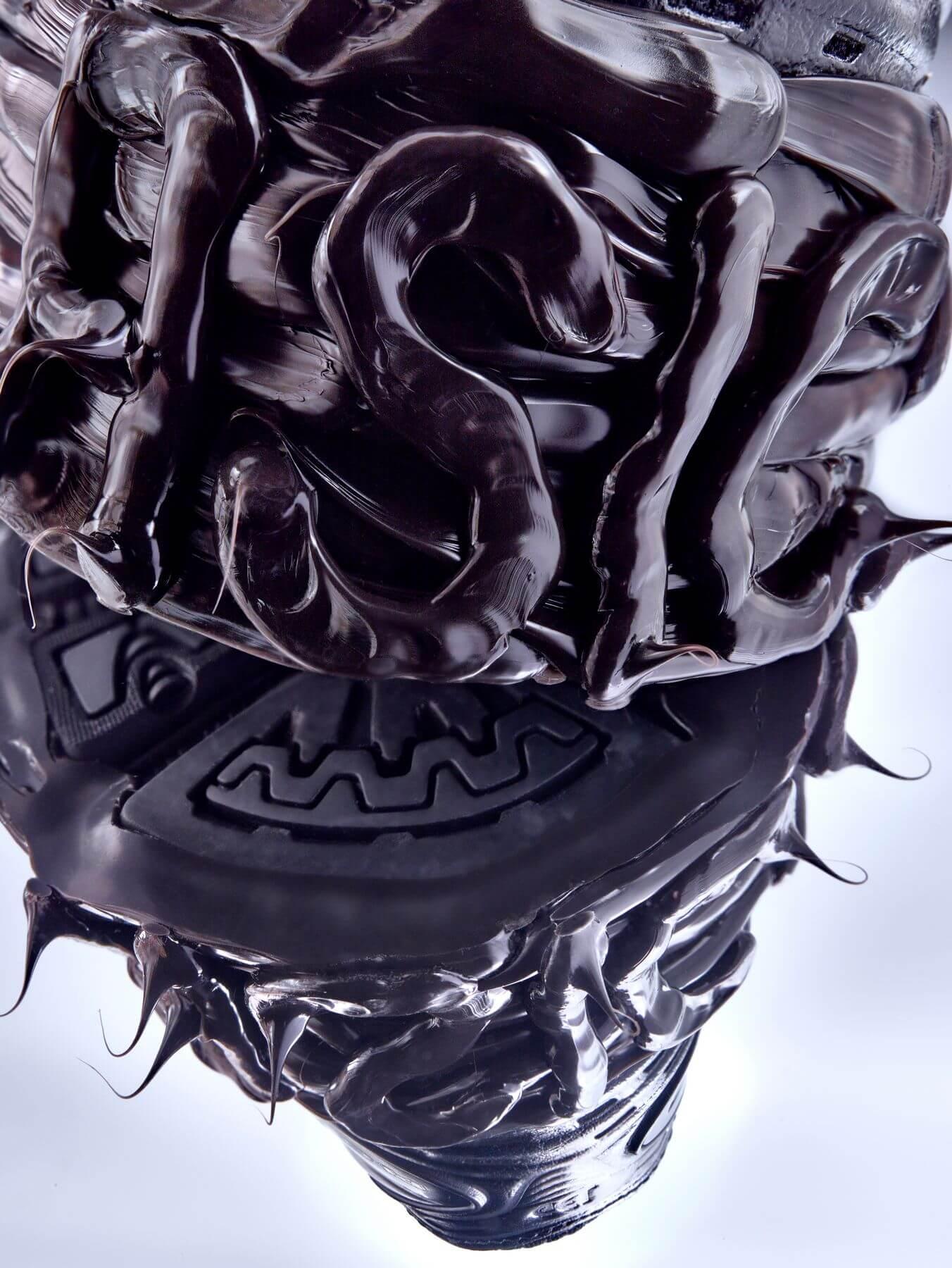 close up heel - ASICSx Dennis Buck - Gel Kayano 14
