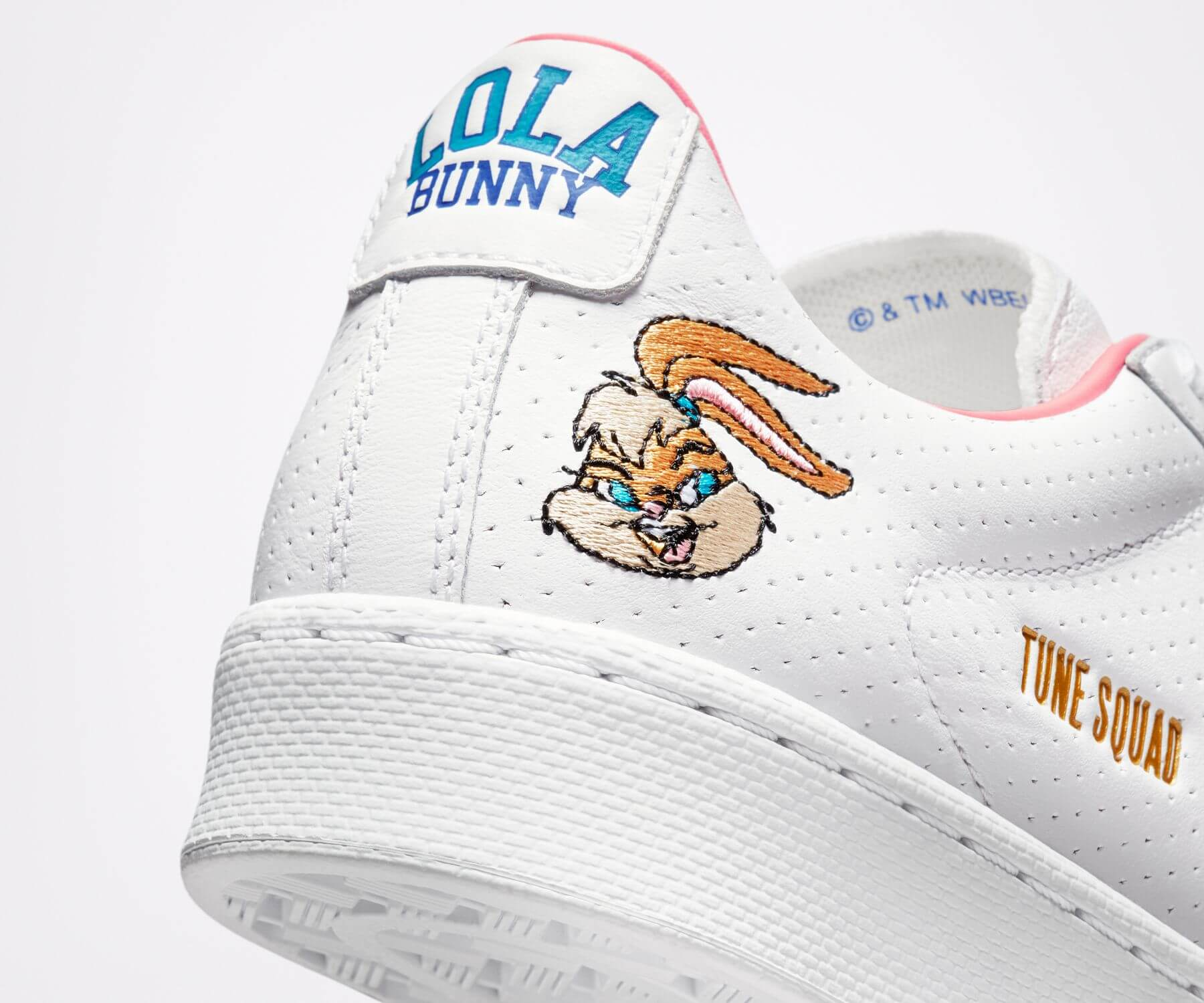 """Converse x Space Jam """"A New Legacy"""" - Pro Leather Lola Bunny - white/nude - 172481C"""
