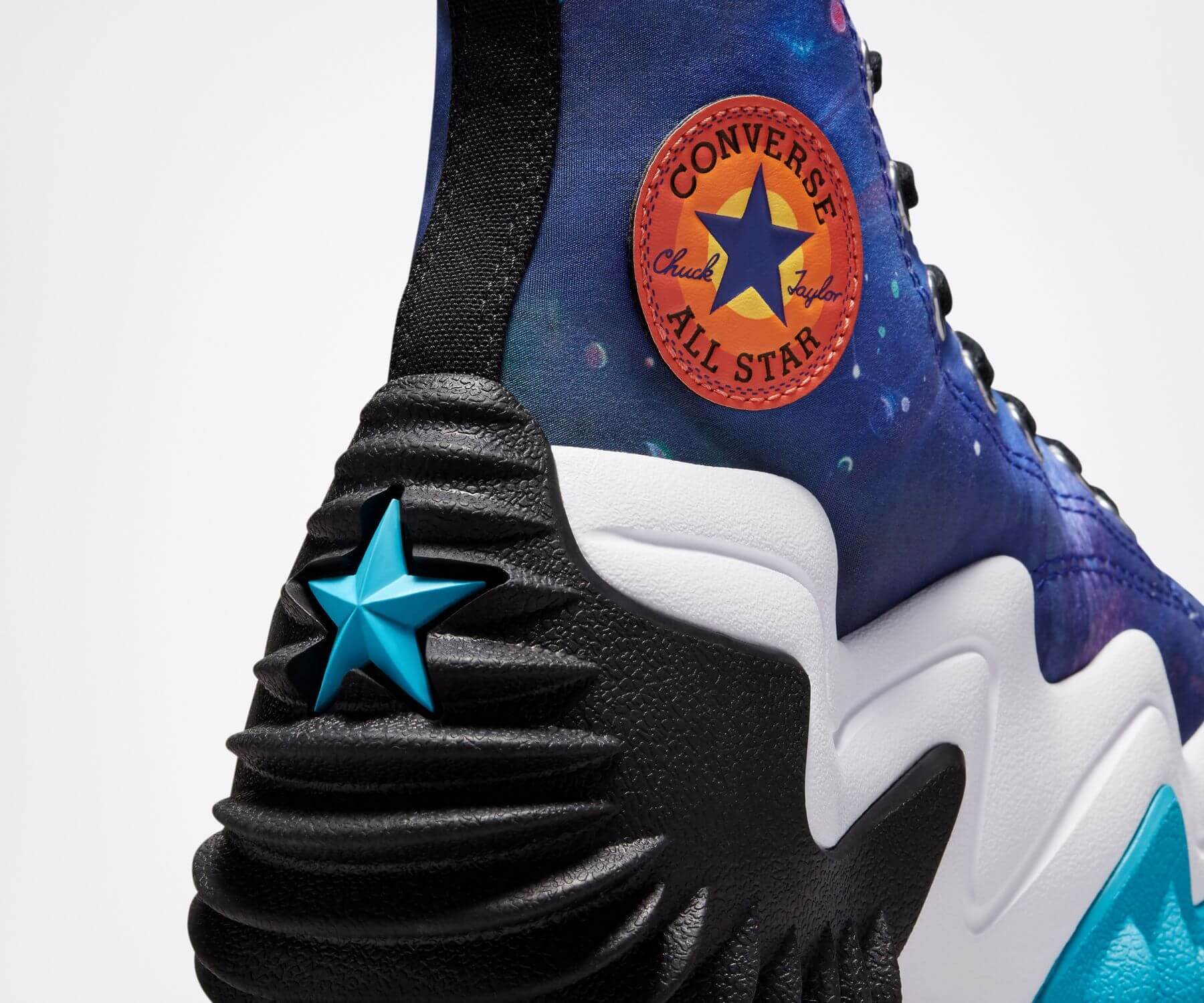 "Converse x Space Jam ""A New Legacy"" - Run Star Motion Hi ""Galaxy"" - 172488C"