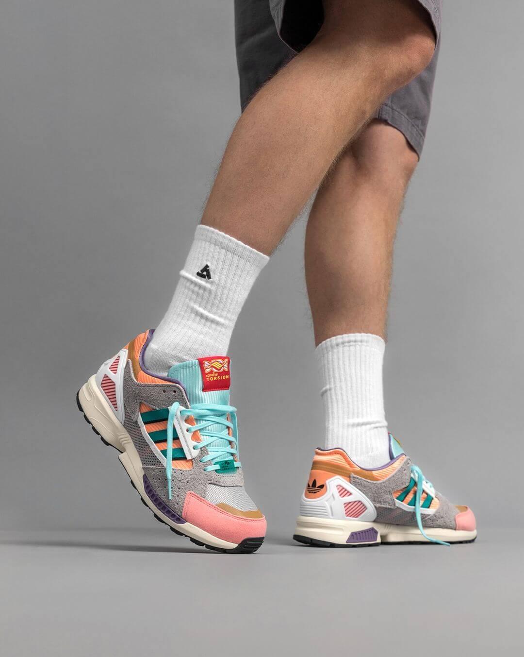 "adidas - ZX10/8 - ""Candyverse"" - GX1085 /ZX 10800"