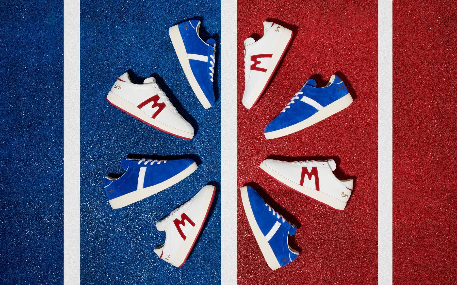 "Karhu - Trampas ""Friendship Pack""- white (F809025) - blue (F809026)"
