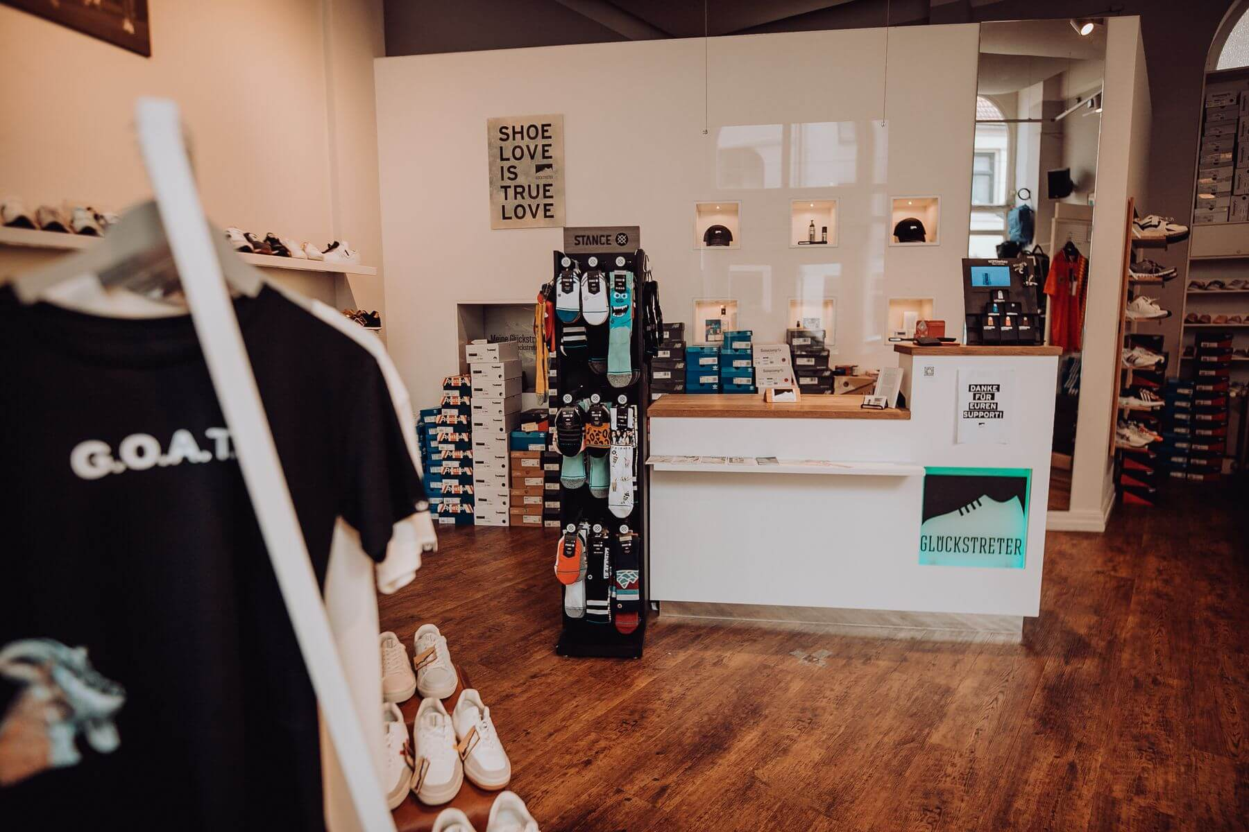 Glückstreter Sneaker Store - Bremen