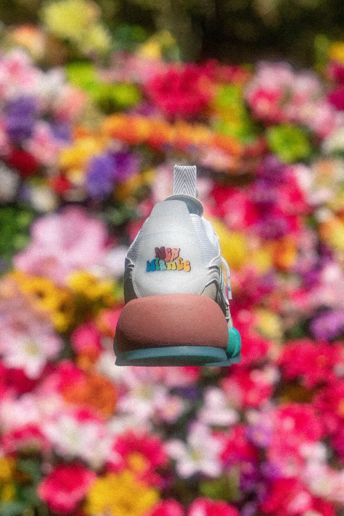 "New Balance x Jaden Smith - Vision Racer - ""Trippy Summer"" - white/summer jade - MSVRCV1"