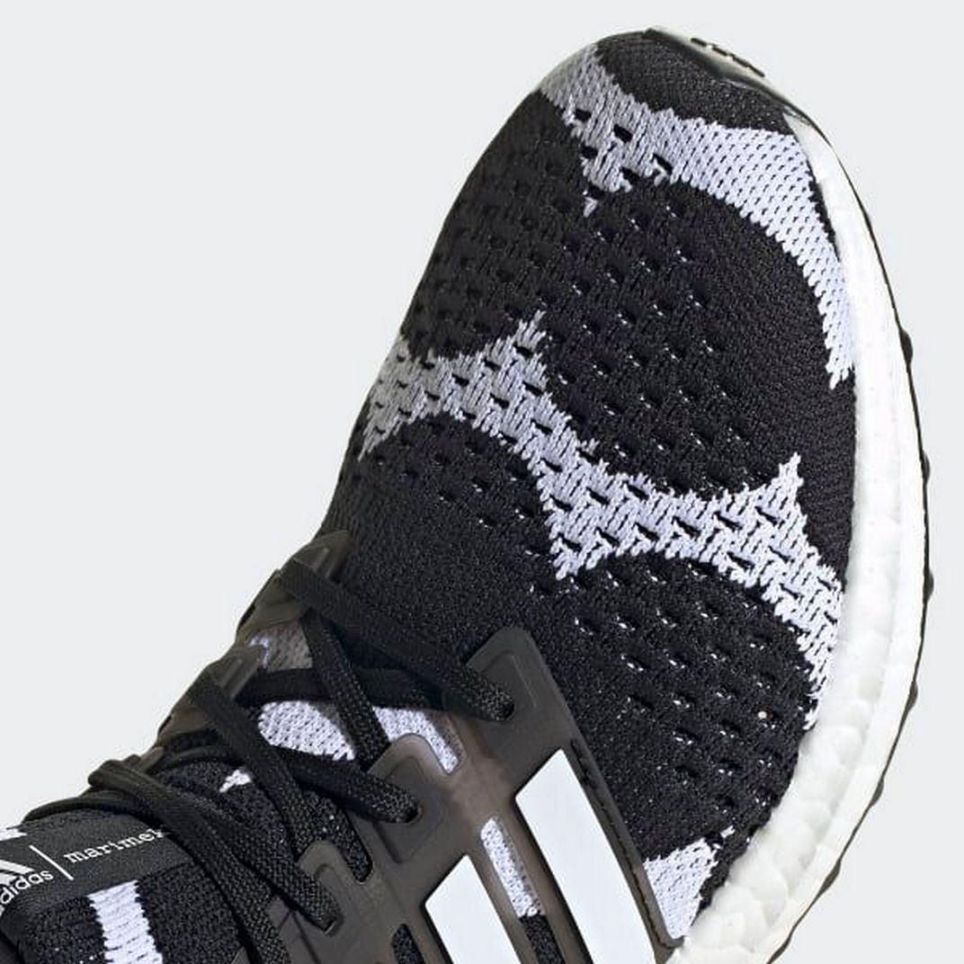 adidas x Marimekko - Ultraboost DNA - core black/cloud white/core black - GZ8686