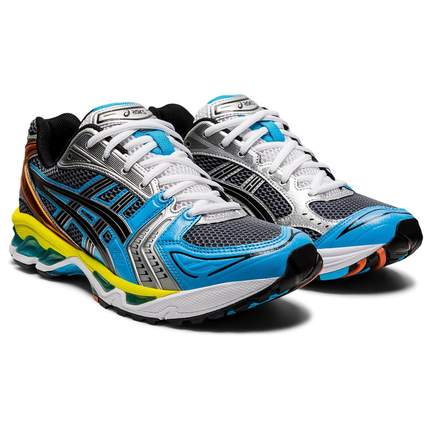 """ASICS SportStyle x Angelo Baque - """"Rebirth Of Cool"""" - GEL-KAYANO 14 - 1201A365-001"""