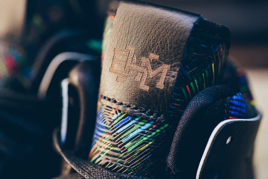bhm logo on tongue - Nike Air Jordan 1 Retro High - Nouveau BHM /Black History Month - black/white/voltage green - 836749-045