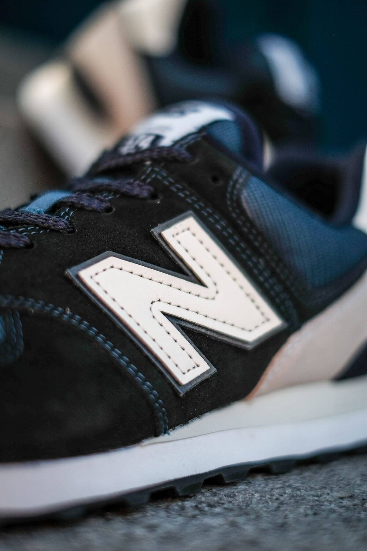 N-branding of the New Balance - 574 History Class Pack - ML574BD2 - navy
