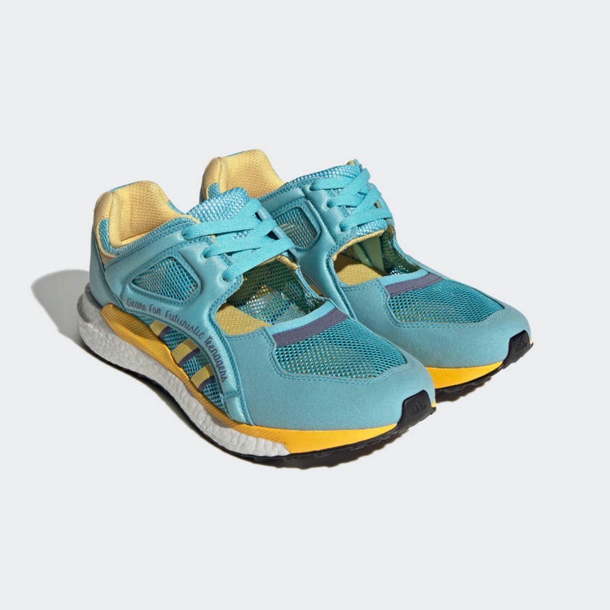 adidas x Human Made - EQTRacing - light aqua/st fade ocean/core black - GX7917
