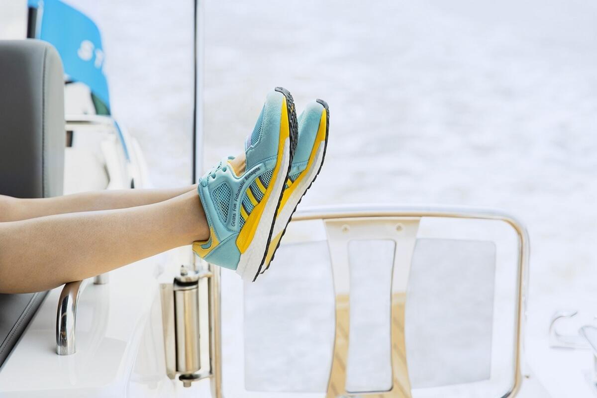 adidas x Human Made collection Equipment Racing Boost