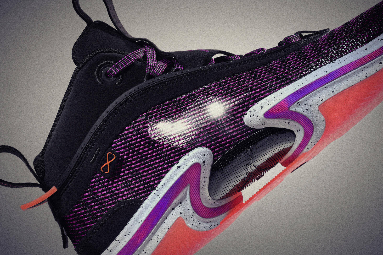 Nike Air Jordan XXXVI36 - First Light colorway feat. Leno-Weave Upper