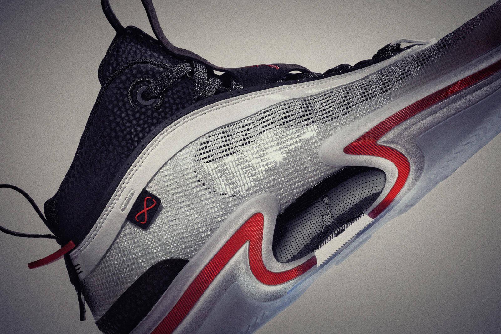 sole structure - Nike Air Jordan XXXVI- Psychic Energy