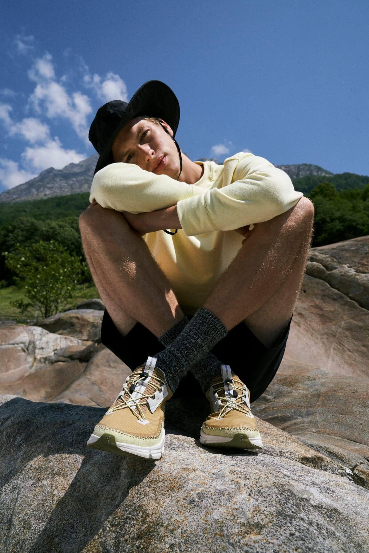 On Cloudaway - ein Hybrid-Outdoor-Schuh/Sneaker