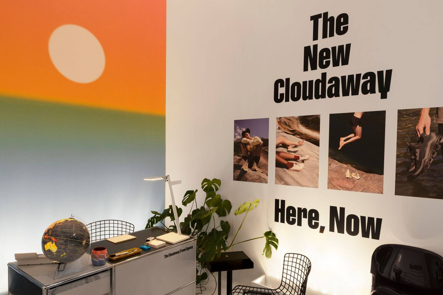 On's The Cloudaway Travel Agency