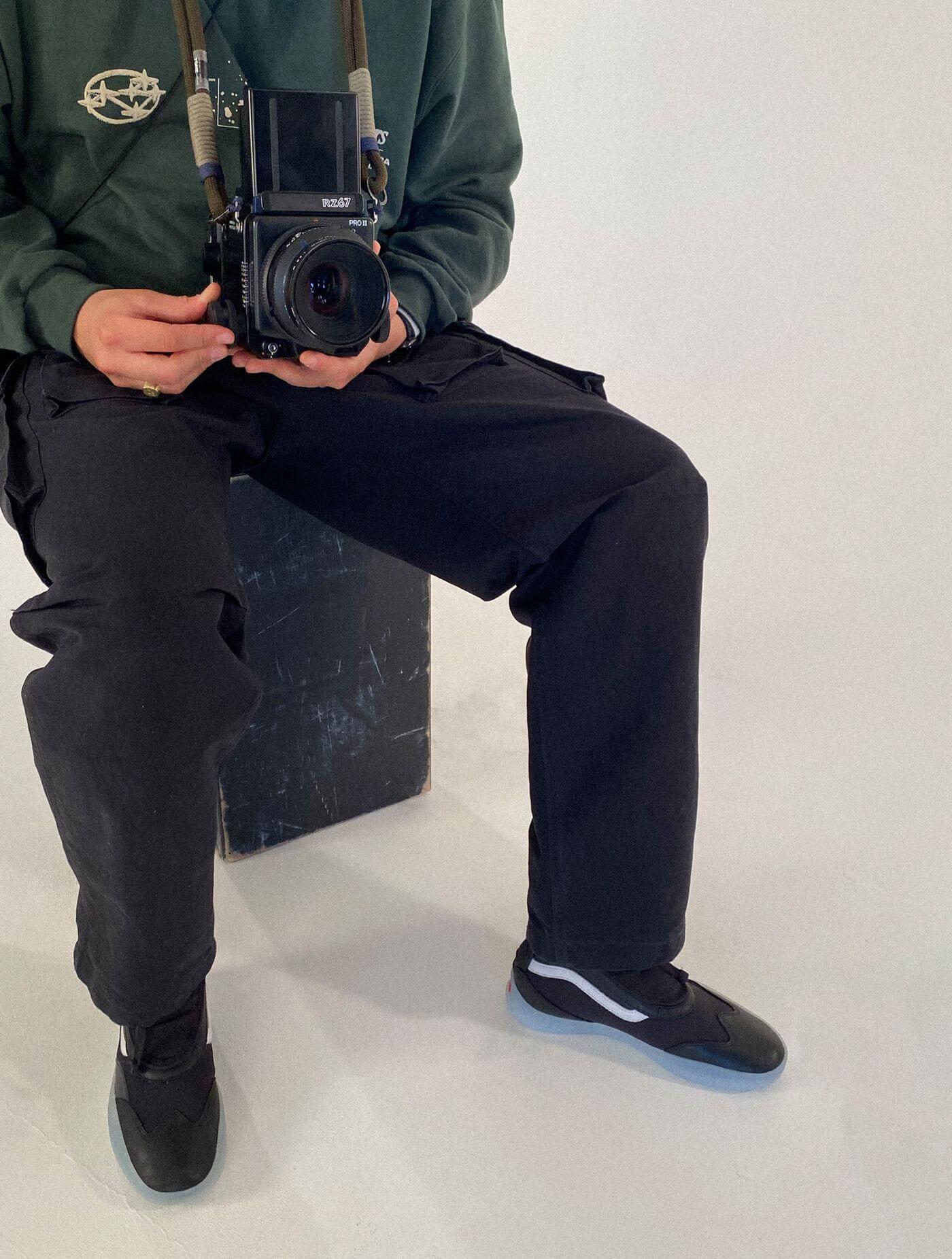 on feet Vault by Vans - Boot Skoot LX - sneaker release