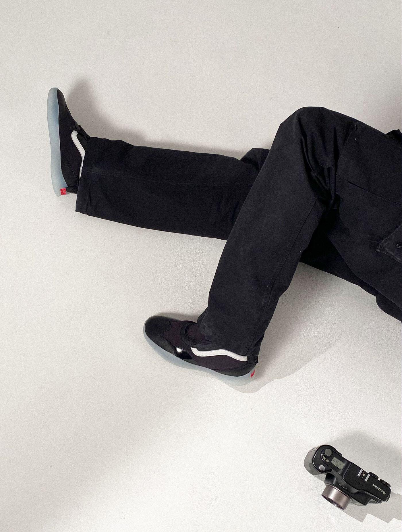 on feet - Vault by Vans - Boot Skoot LX - sneaker release