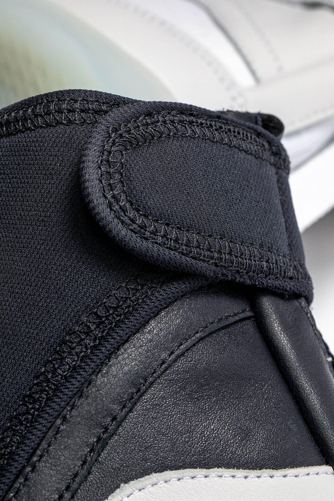 details of the Vault by Vans - Boot Skoot LX - black/white
