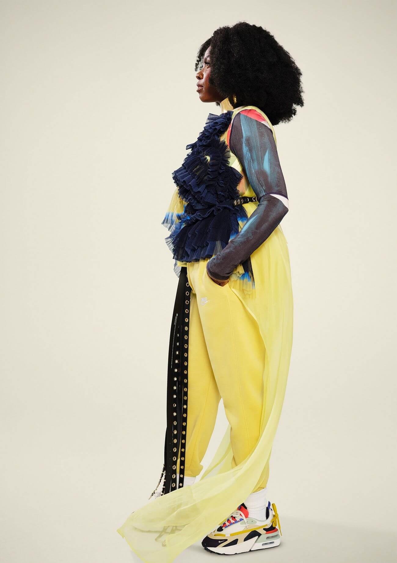 Mika Osoro, Footwear Materials /Serena Williams Design Crew (SWDC)