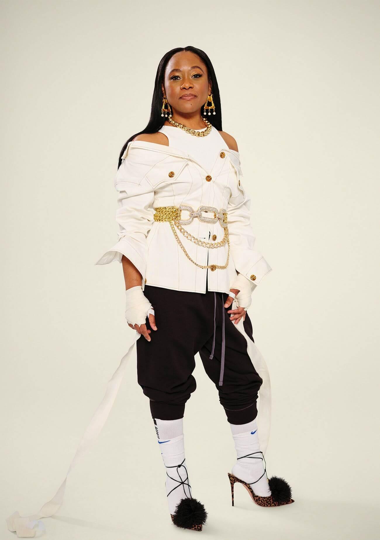 Emiko McCoy:Performance Apparel /Serena Williams Design Crew (SWDC)
