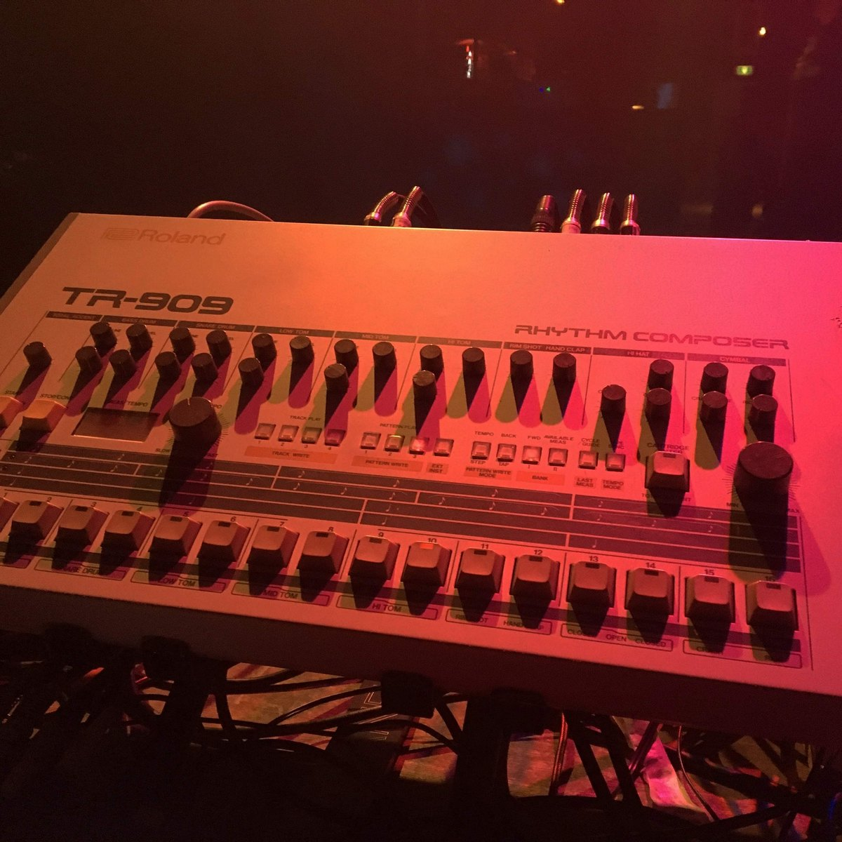 Gabber's Choice - Roland TR-909 Rhythm Computer