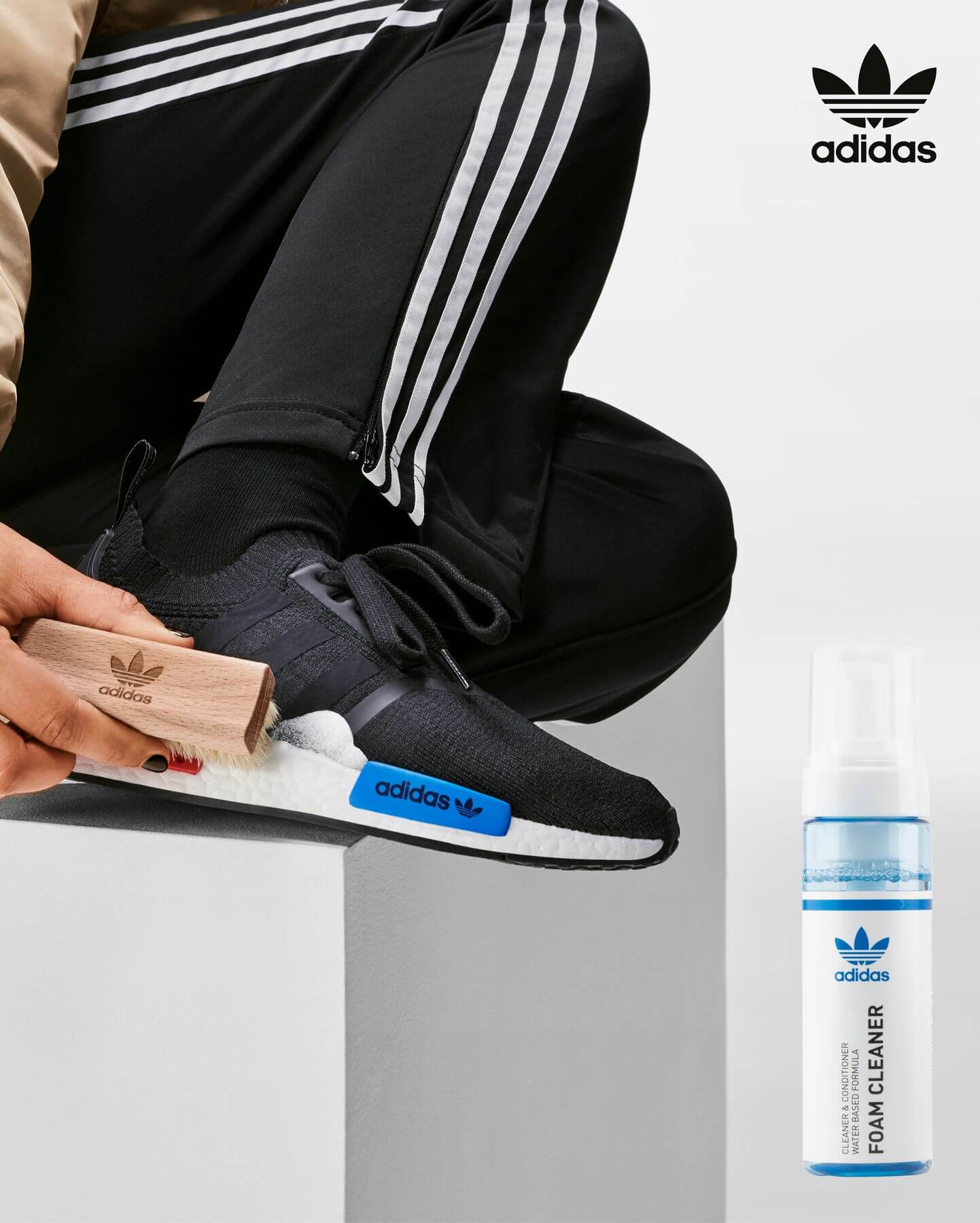 adidas Shoe Care - Sneaker Foam Cleaner