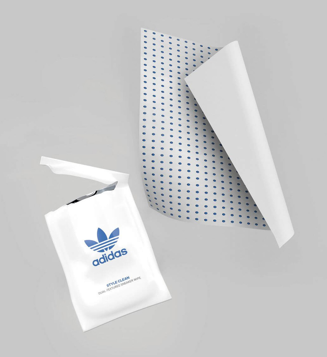 adidas Shoe Care - Sneaker Wipes