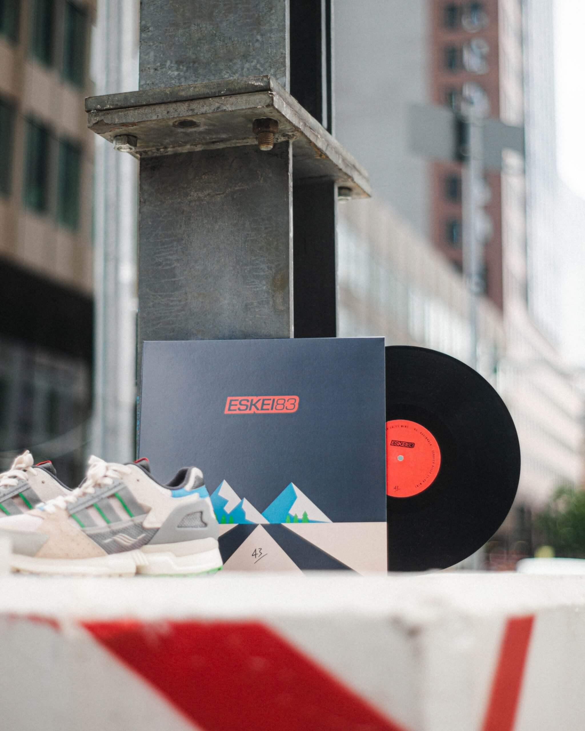 """43einhalb x ESKEI83 /""""Joint Path"""" Vinyl"""
