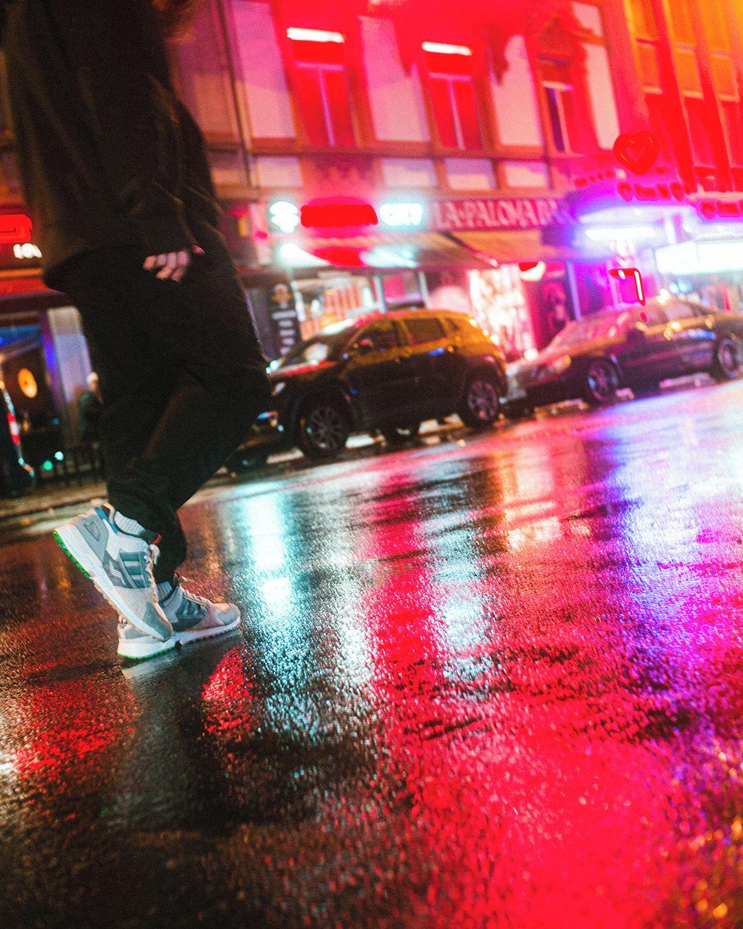 "adidas x 43einhalb - ZX10000- ""Joint Path"" - cbrown/owhite/clback - GY5108 on feet"