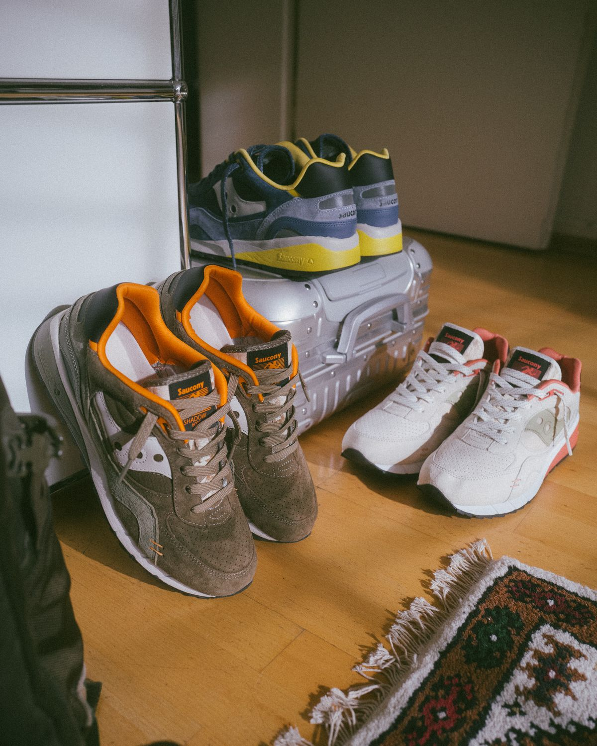 """Saucony - Shadow 6000 - """"DestinationUnknown"""" Pack - S70587-1 /S70587-2 /S70587-3"""