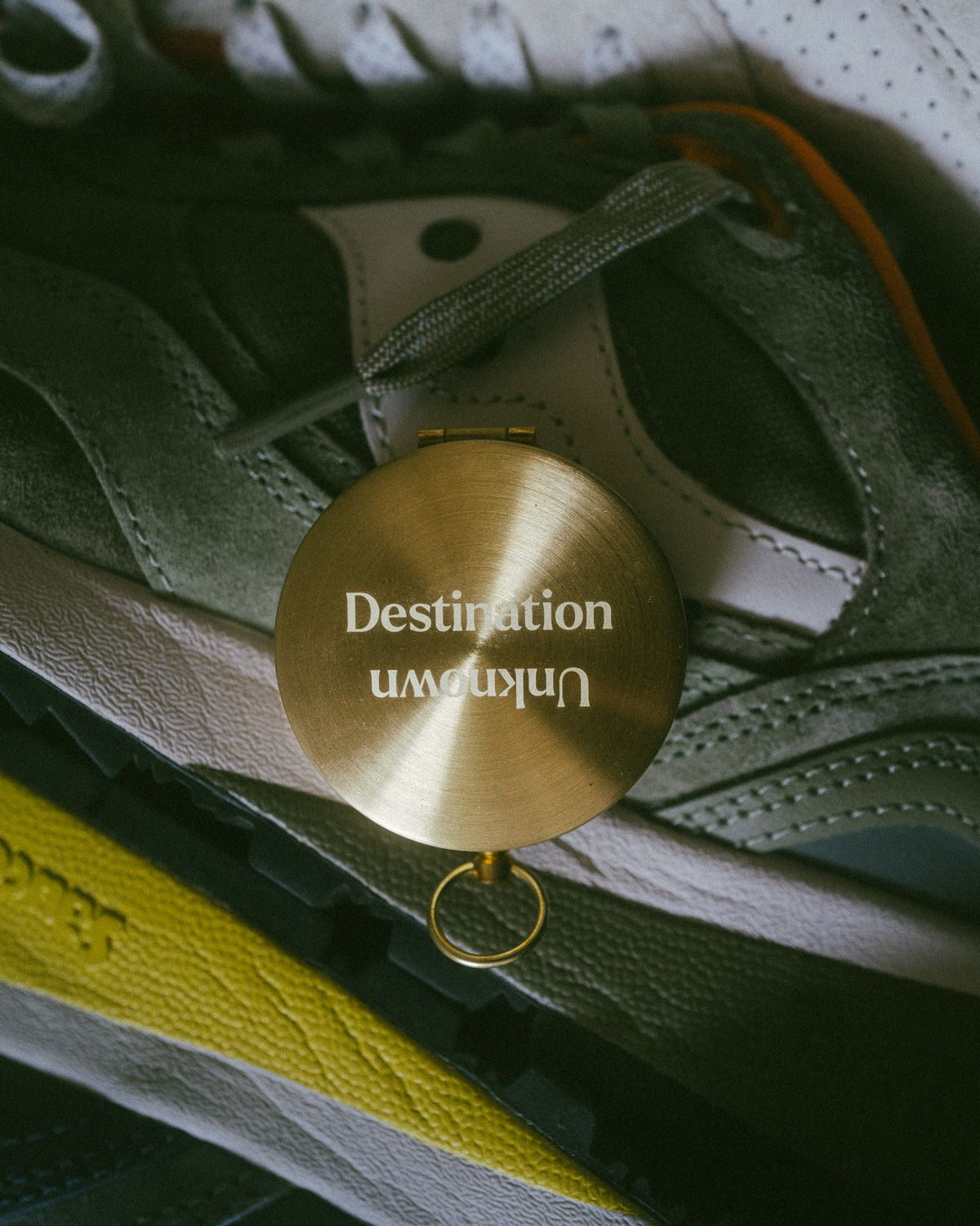 """Saucony - Shadow 6000 - """"DestinationUnknown"""" - Limited Edition Golden Compass"""