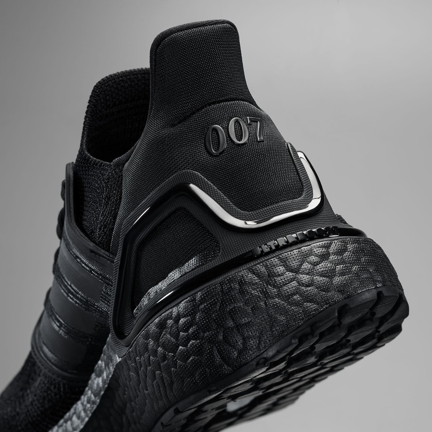 """adidas x James Bond - 007 Collection - """"No Time To Die"""" - UltraBOOST 20 Black Tuxedo"""