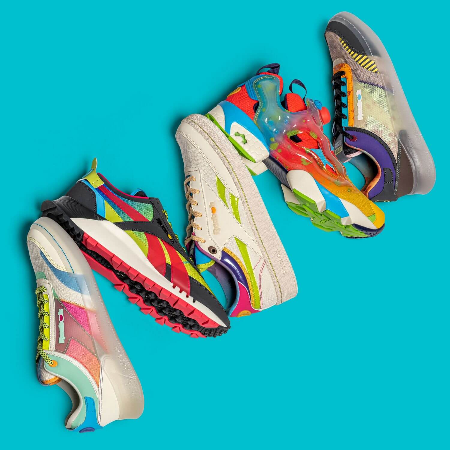 Reebok x Jelly Belly Sneaker Collection