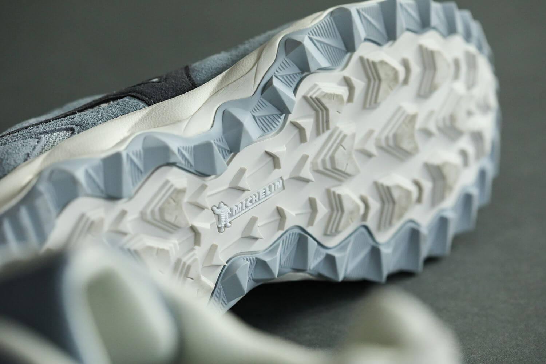 """outsole details - Mizuno - Wave Mujin TL""""Artefact"""" - tradewinds/ebony gray/violet - D1GA219201"""