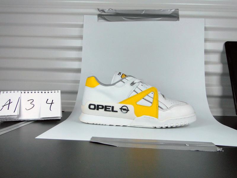 OPELMotorSport Sneaker - OMSLow