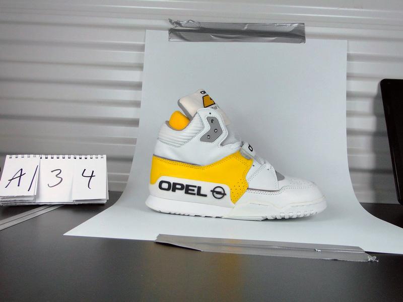 OPELMotorSport Sneaker - OMSHigh