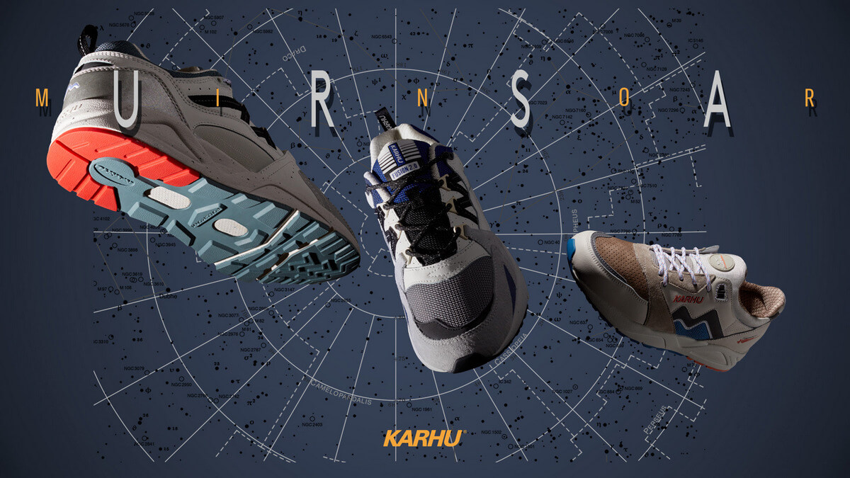 "KARHU - ""URSA MINOR"" Seaker Release Pack"