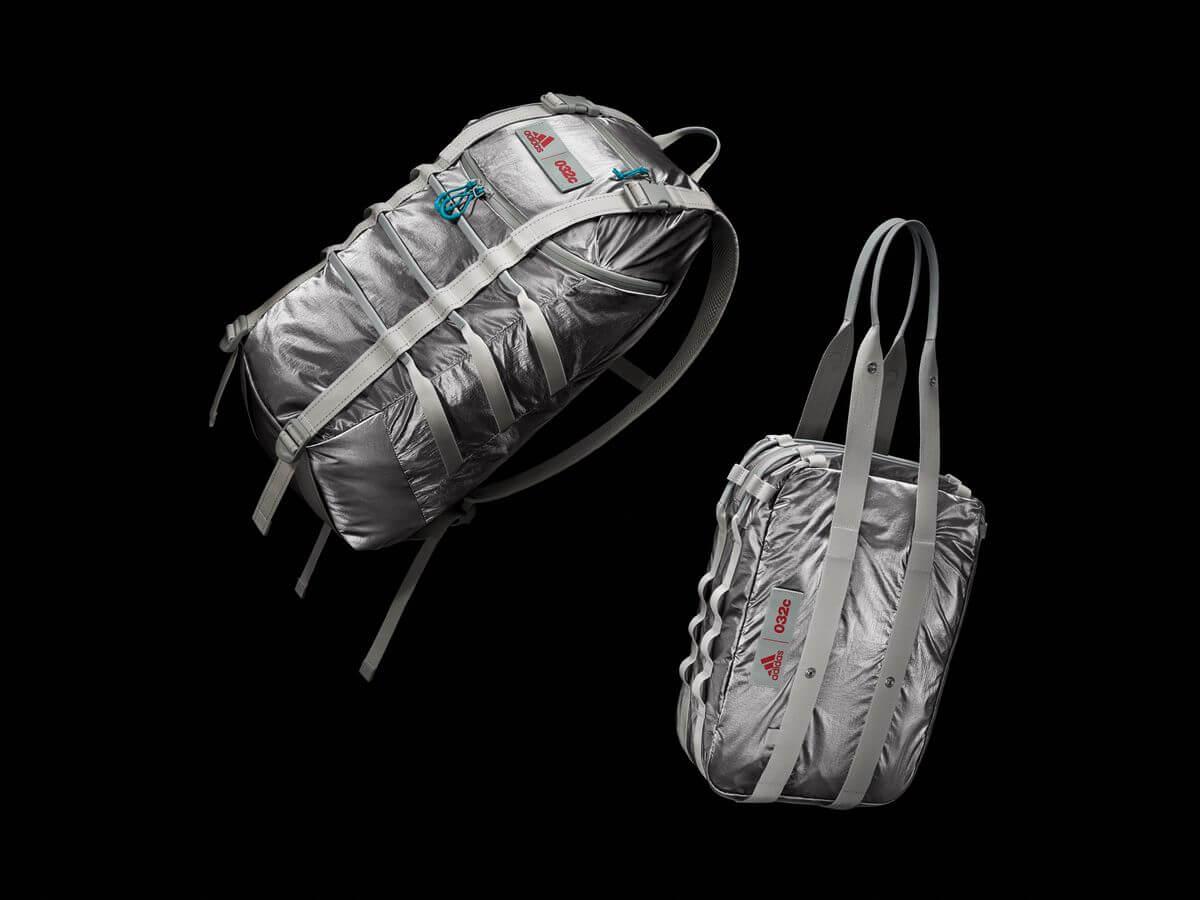 adidas x 032c F/W 2021 Capsule:Rucksack & Tasche