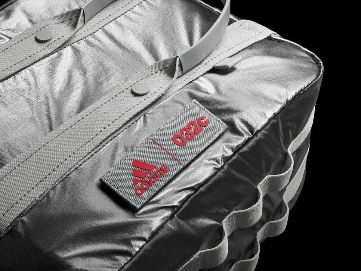 adidas x 032c - Tote - carbon - H62026