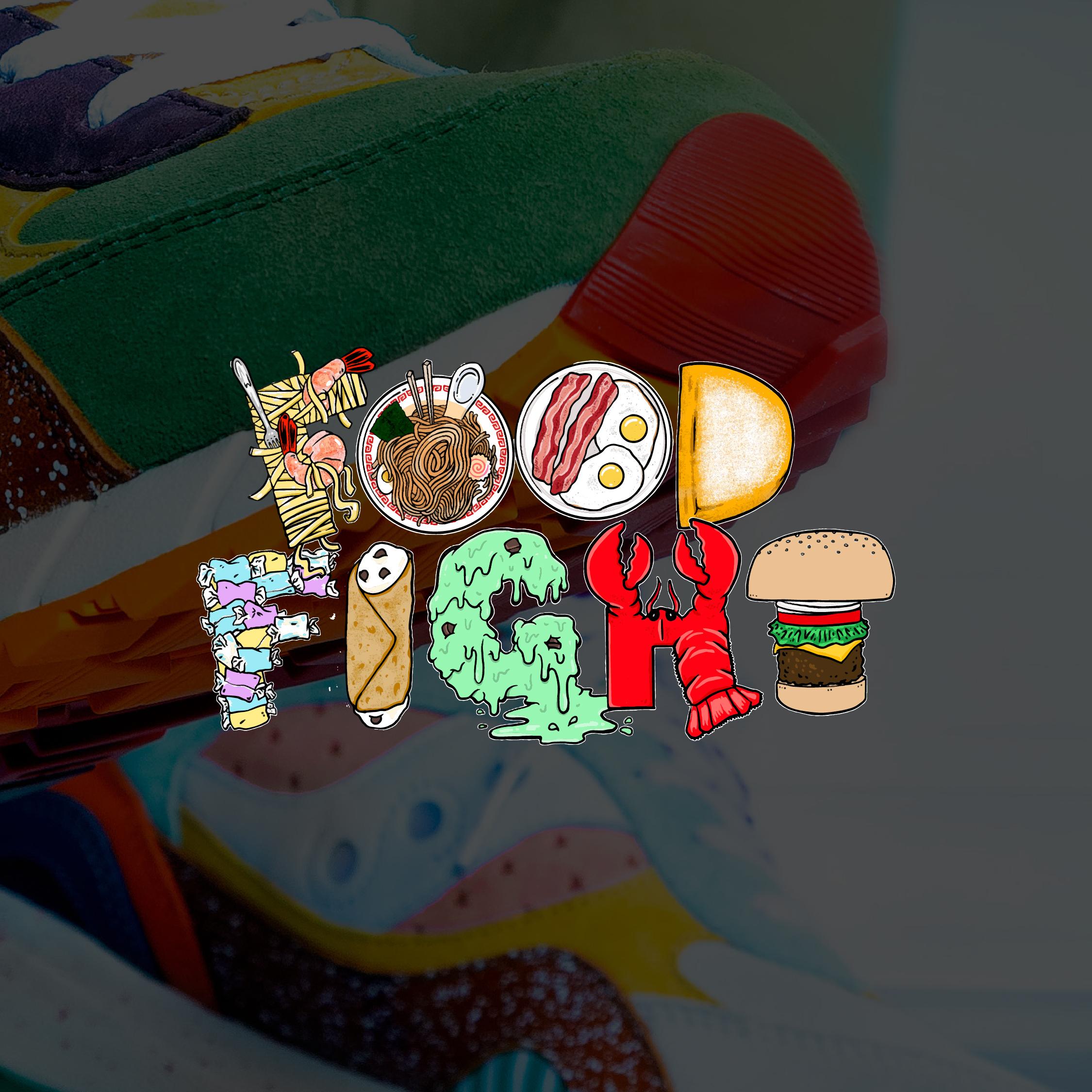 "Saucony - Shadow 6000 - ""Food Fight""- multicolor - S70595-1"