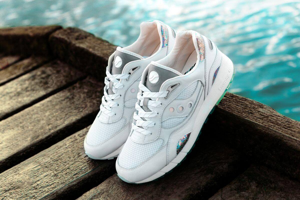 """Saucony - Shadow 6000 - """"Pearl aka. Oyster"""" - S70594-1"""