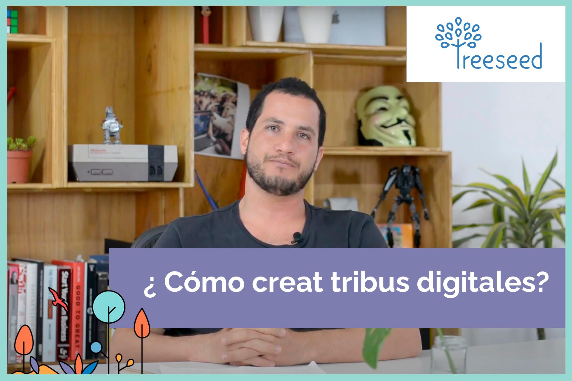 C贸mo crear tribus en digital