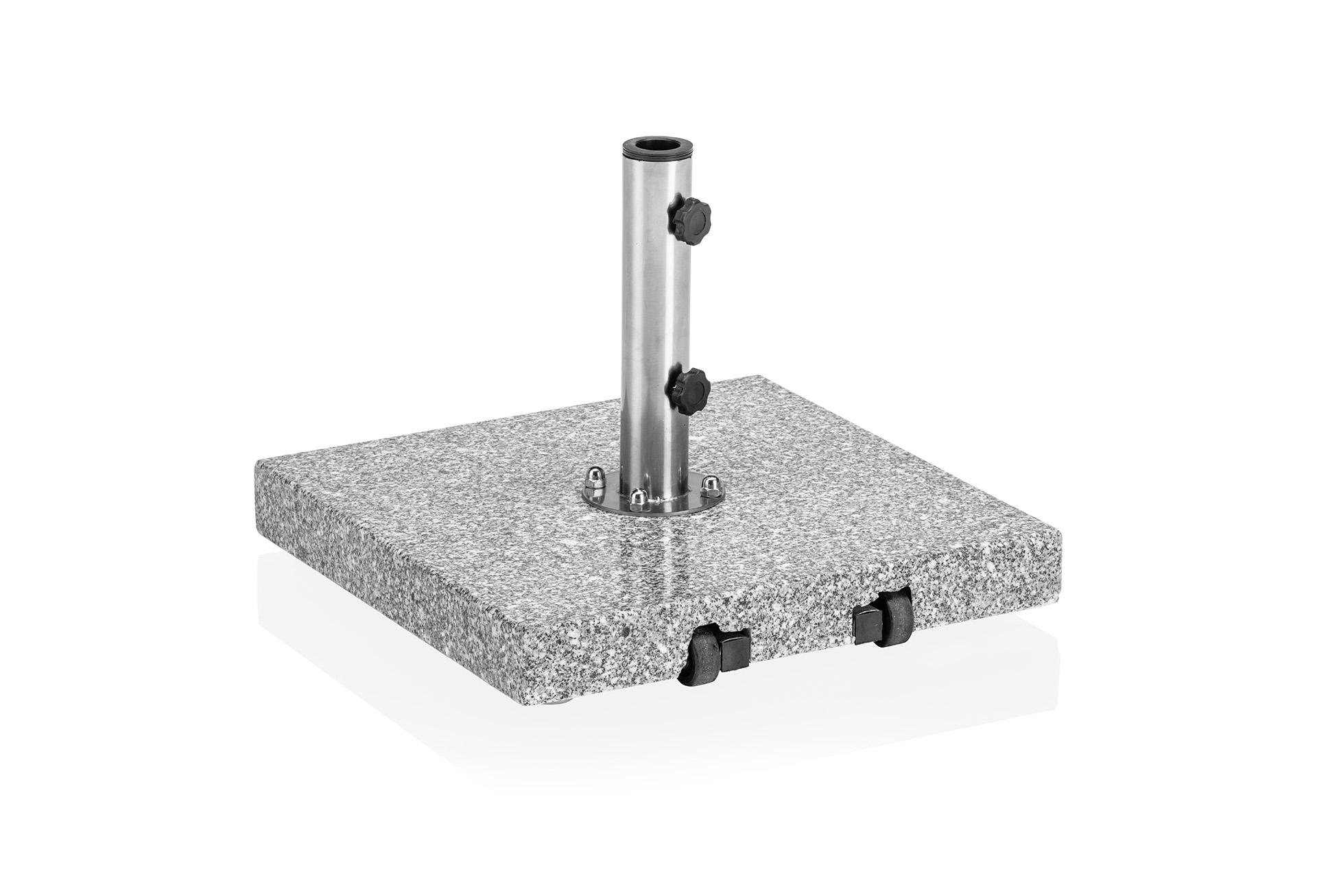 EASY STAND Schirmständer granit, 40 kg