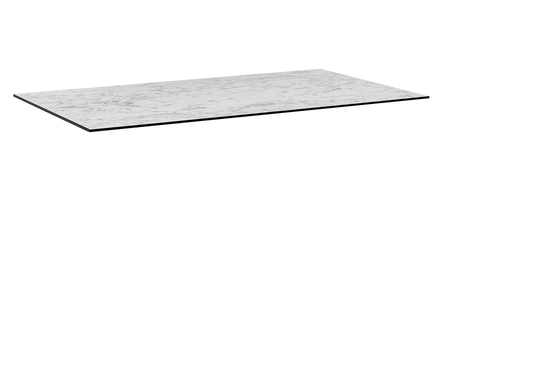HPL Tischplatte 160 x 95 x 1,3 cm, Wing-Profil